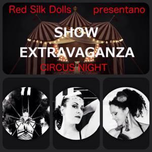 Logo FB Show Extravaganza CIRCUS