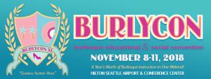 burlycon logo
