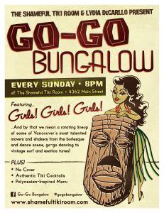 gogo bungalow