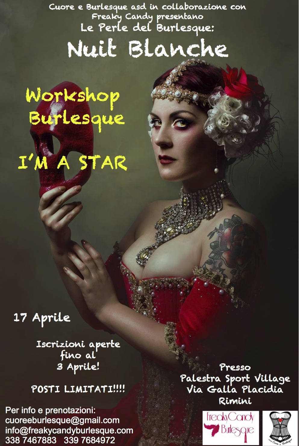 workshop nuit